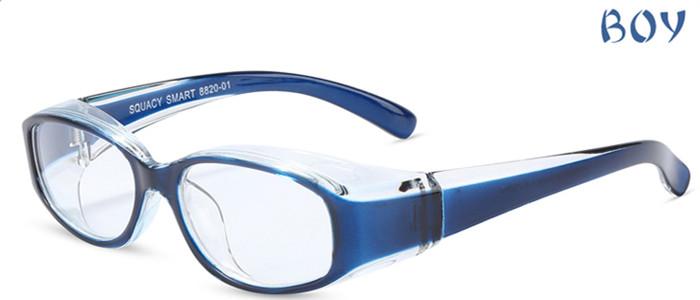 花粉カットメガネ子供 眼鏡 通販