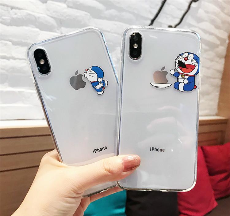 薄型透明ドラえもんiPhone 11 Pro/11 Pro Maxスマホケース