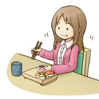 スシロー お寿司