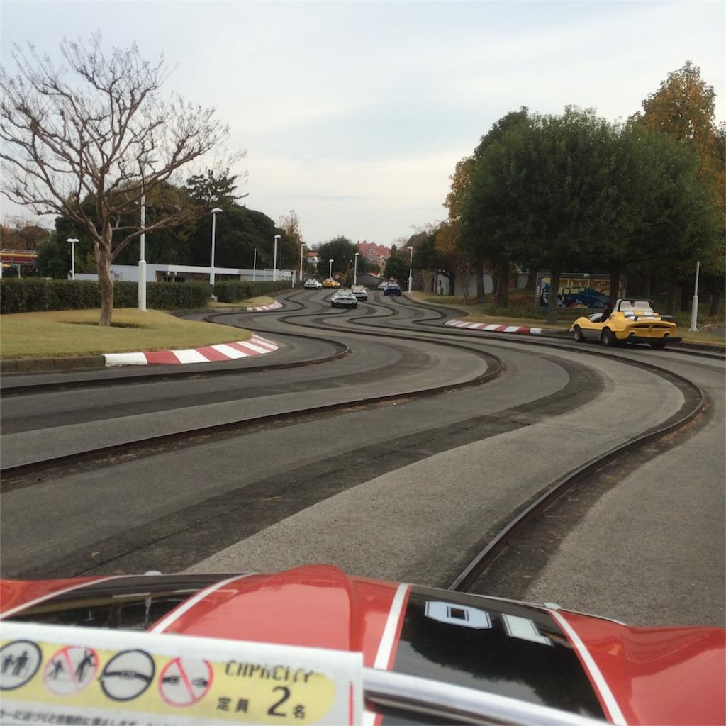 東京ディズニーランド グランドサーキット 乗車