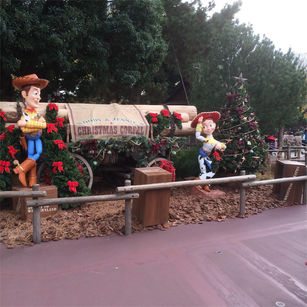 2016年ディズニークリスマス トイ・ストーリー