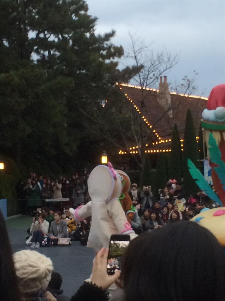 2016年ディズニークリスマス パレード