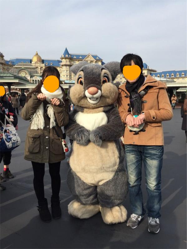 東京ディズニーランド とんすけ