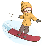 スノーボード ホットワックス