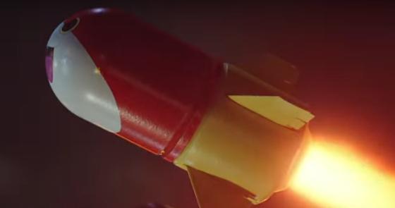 妖怪ウォッチ 映画 ジバニャンミサイル