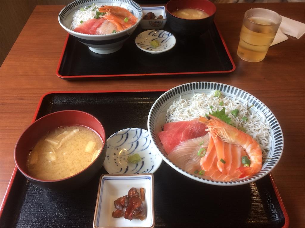 鎌倉小町通り 海鮮丼 ランチ
