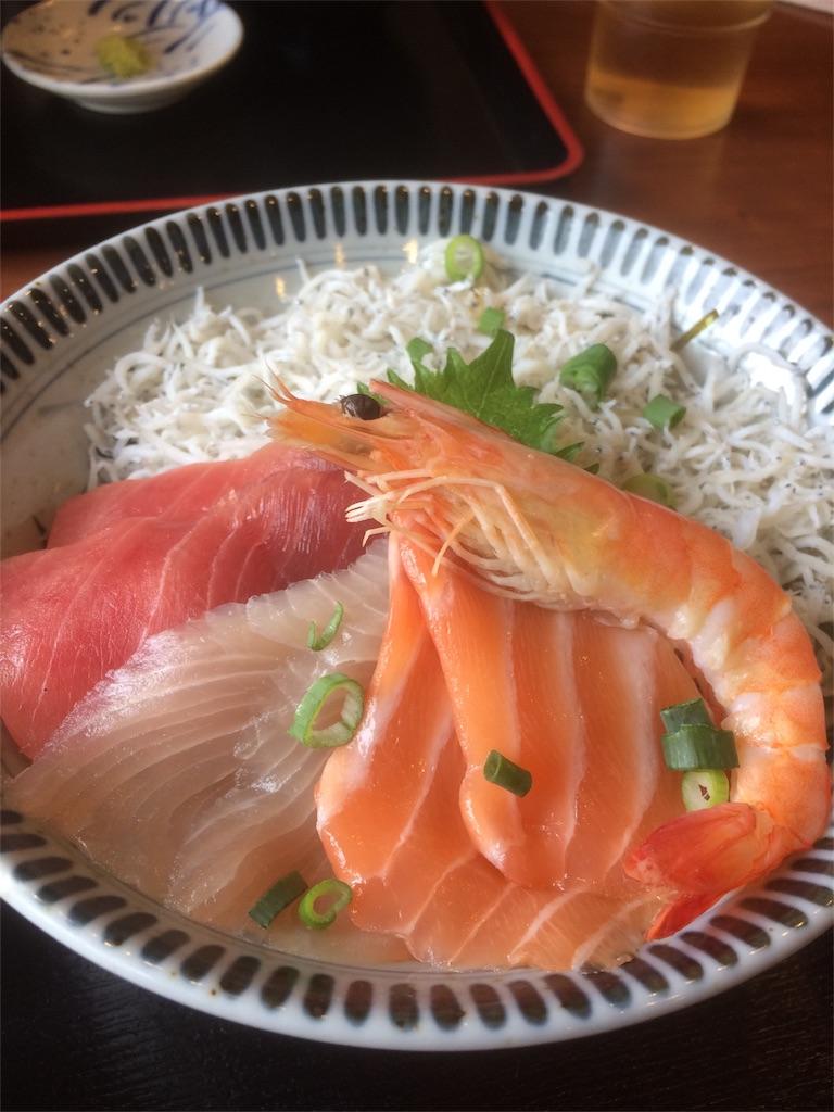 海鮮丼 アップ