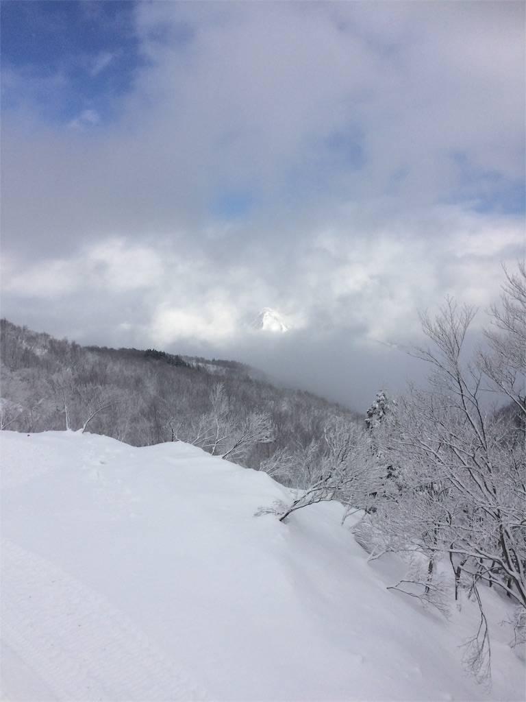 GALA湯沢 景色
