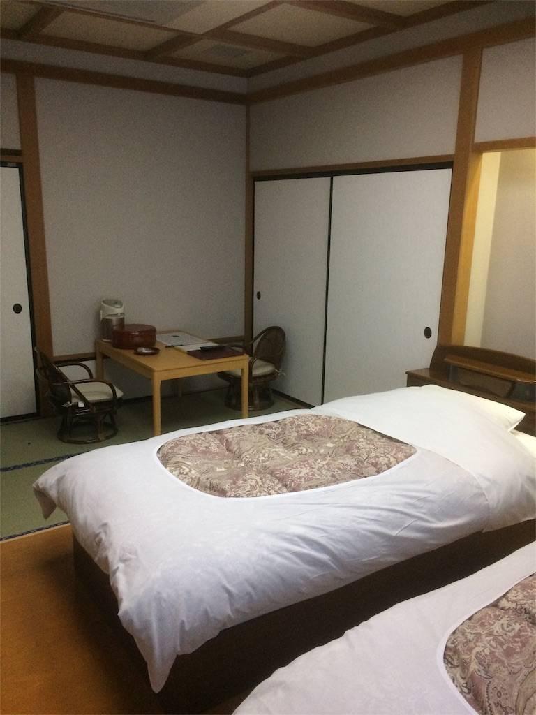KKR湯沢ゆきぐに ツインベッド
