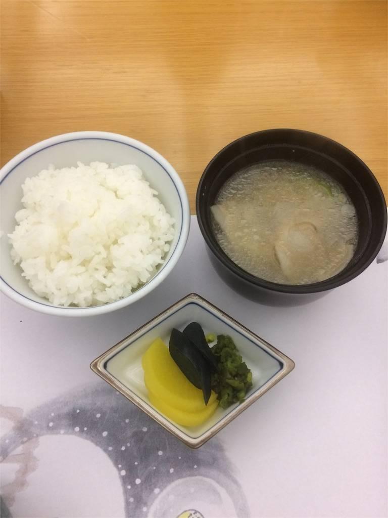 KKR湯沢ゆきぐに 白いご飯