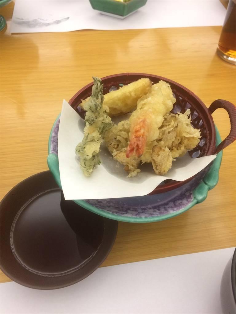 KKR湯沢ゆきぐに 天ぷら
