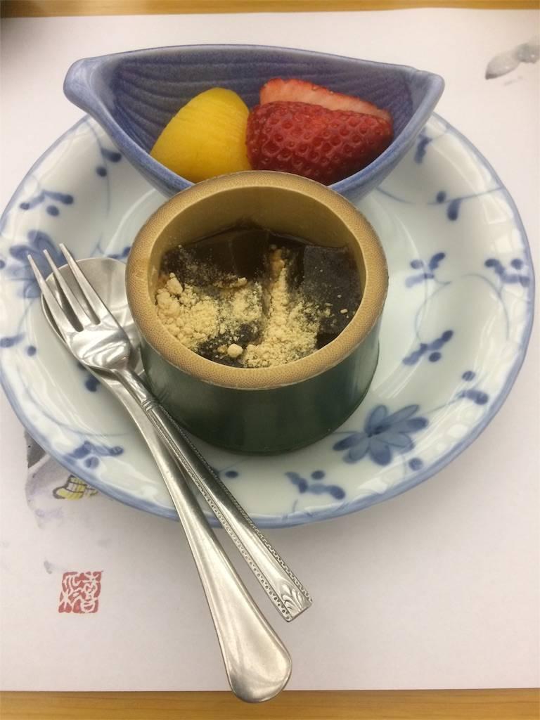 KKR湯沢ゆきぐに デザート
