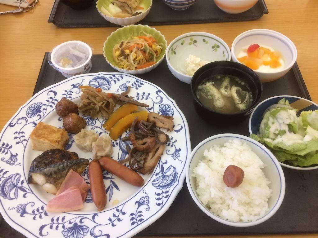 KKR湯沢ゆきぐに 朝食