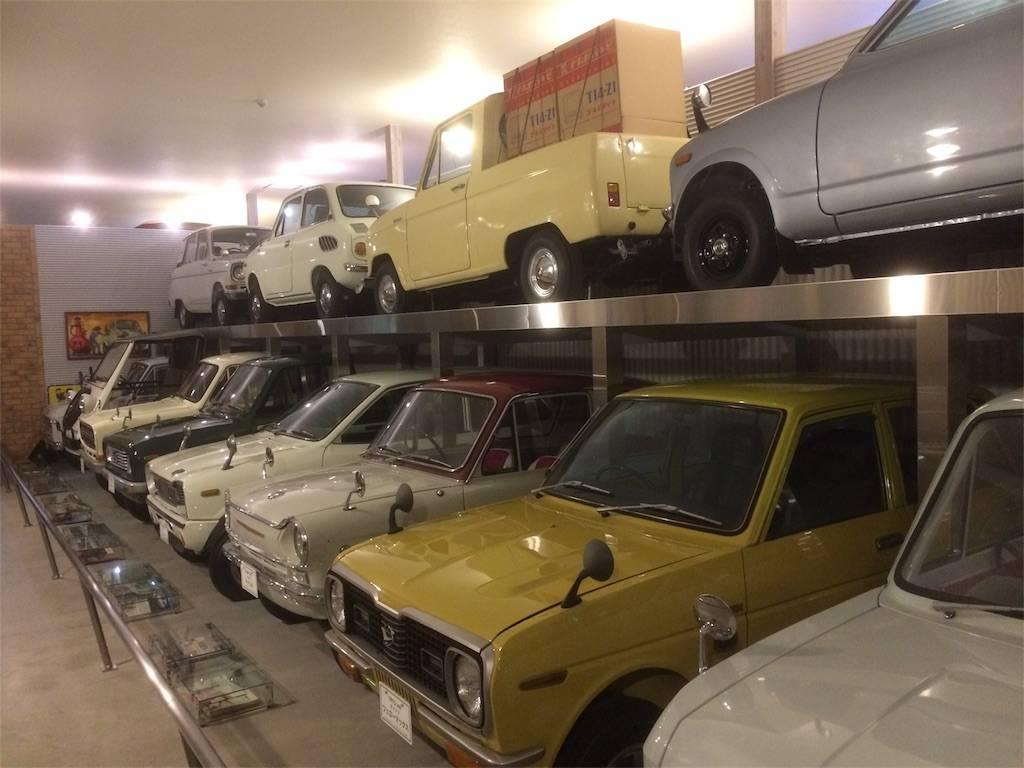 伊香保 おもちゃと人形 自動車博物館 レトロカー