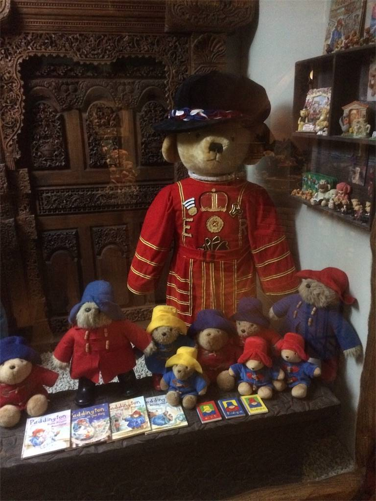 伊香保 おもちゃと人形 自動車博物館 パディントン