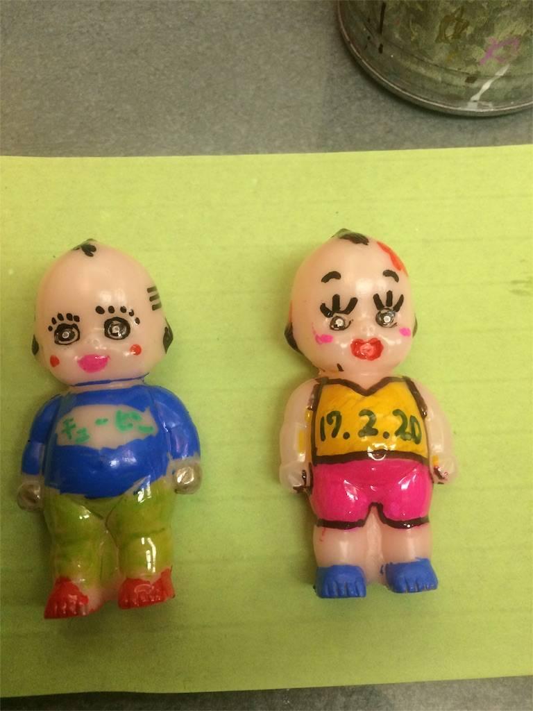 伊香保 おもちゃと人形 自動車博物館 キューピー後ろ