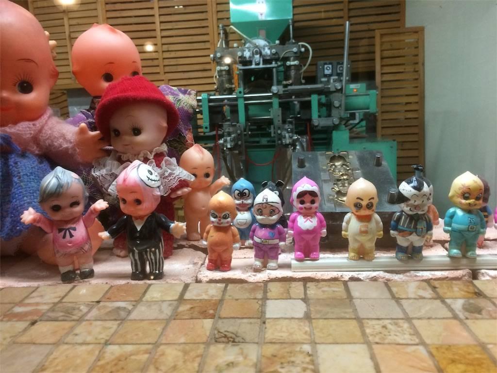 伊香保 おもちゃと人形 自動車博物館 キューピー 塗り絵