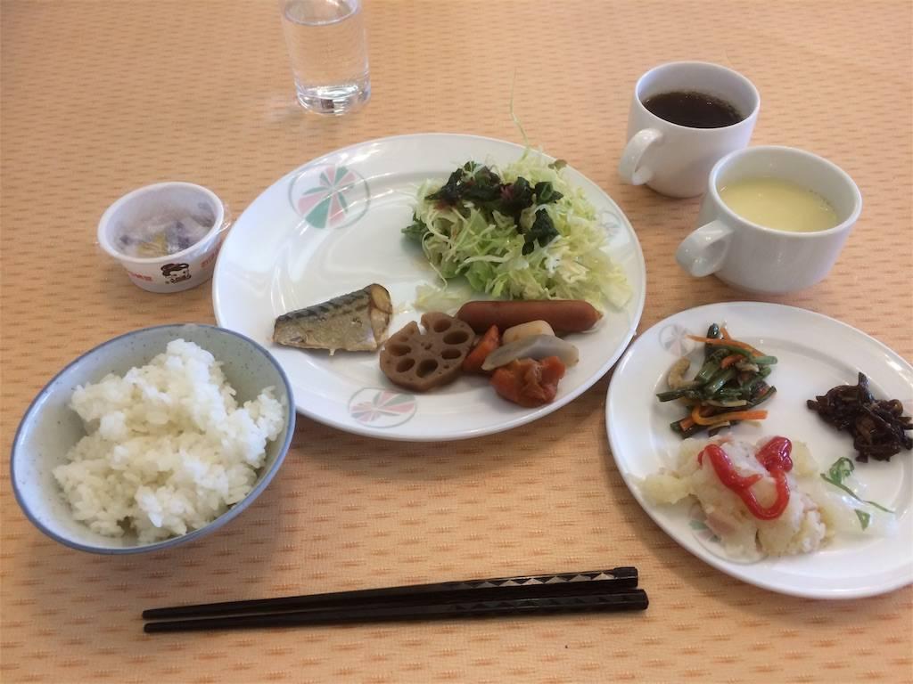 赤倉温泉 ホテル太閤 朝ごはん