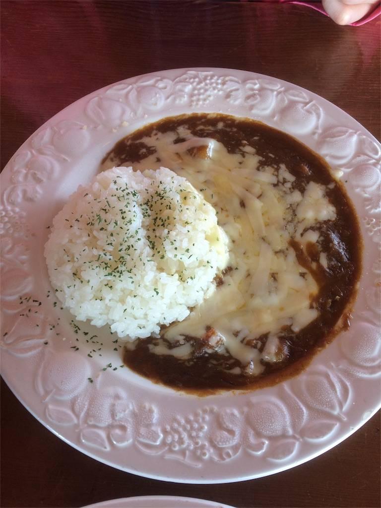 赤倉温泉 ゲレンデ お昼ご飯 カレー