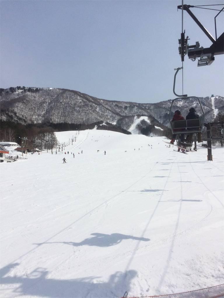 竜王スキーパーク リフト