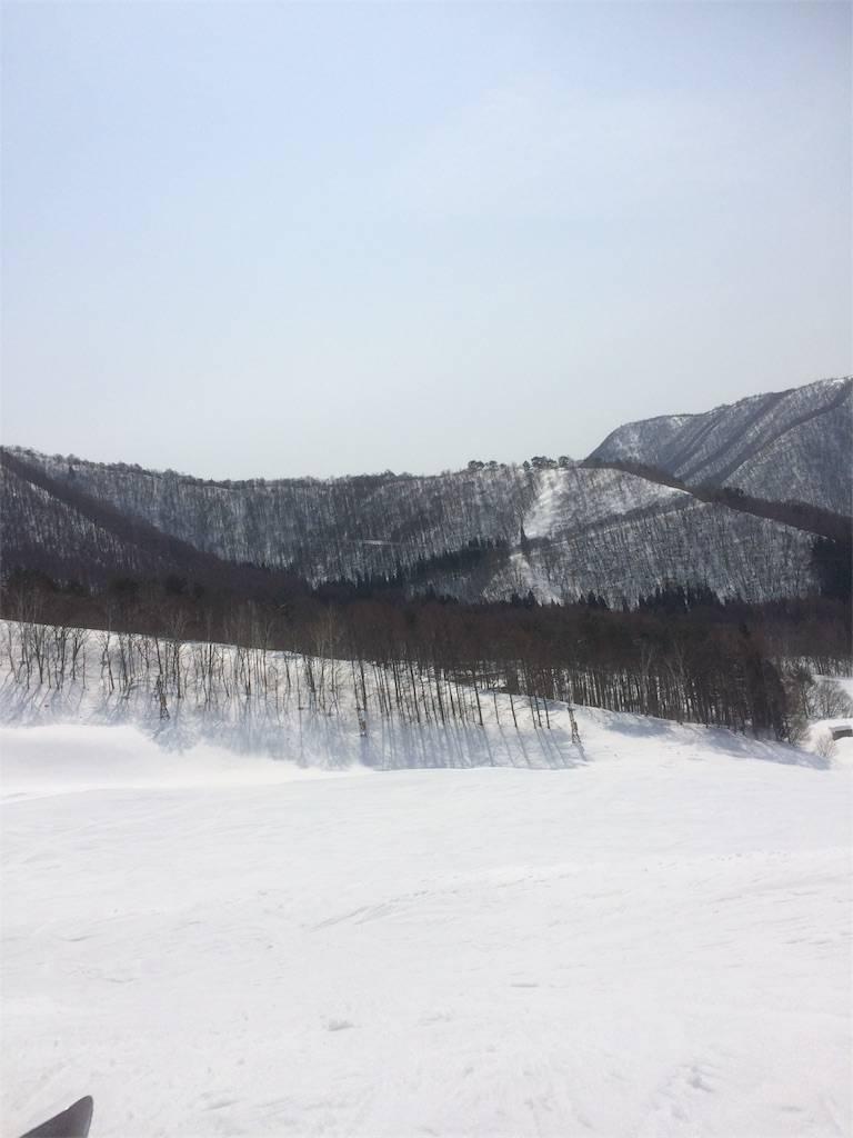 竜王スキーパーク 銀世界