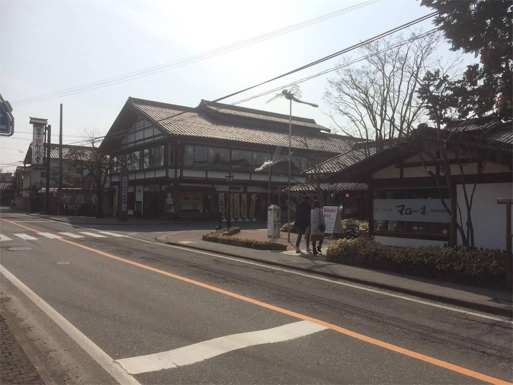 長野県 竹風堂 外観