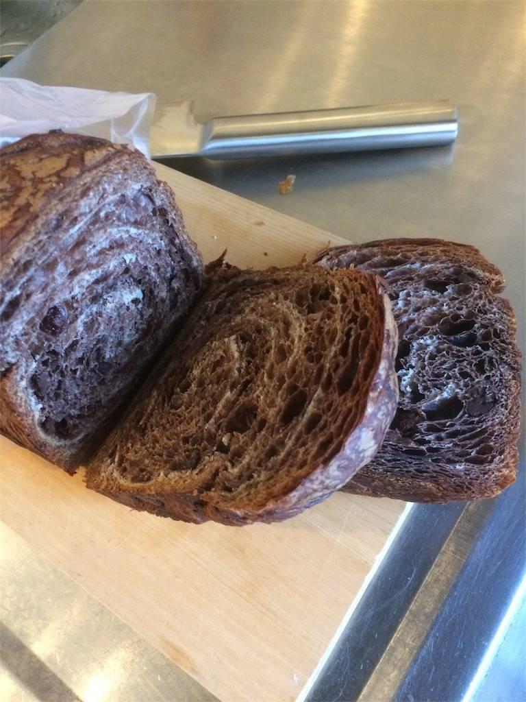 株主優待 みやびのパン ショコラ