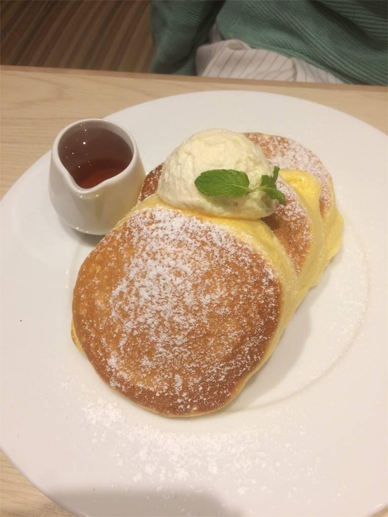 横浜中華街 幸せのパンケーキ プレーン