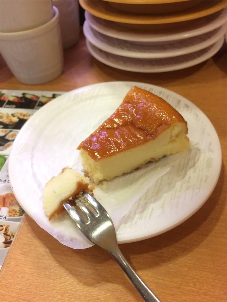 株主優待 かっぱ寿司 食べ放題 チーズケーキ