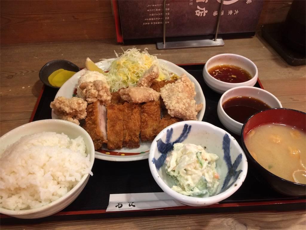 株主優待 SFPホールディングス 鳥良商店 ランチ チキン・チキン定食