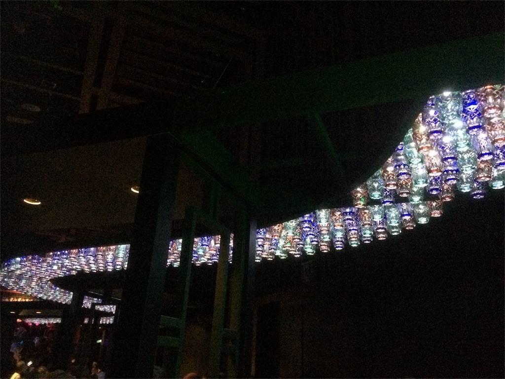アートアクアリウム 日本橋 天の川