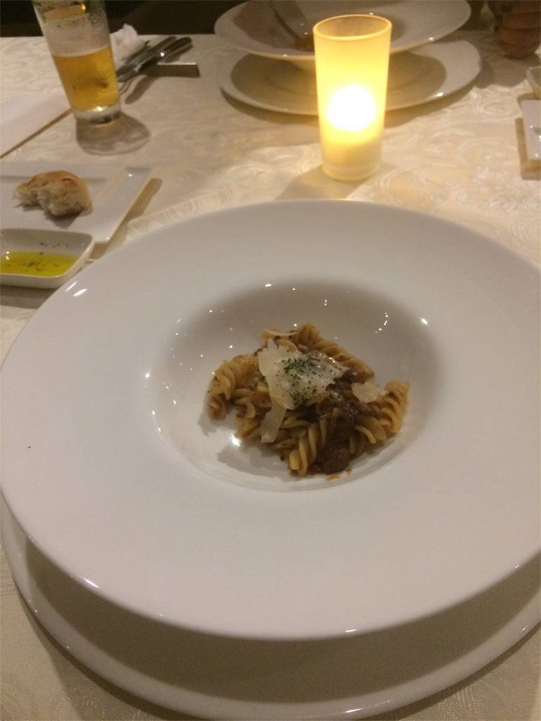 クルーズ・クルーズYOKOHAMA 料理2
