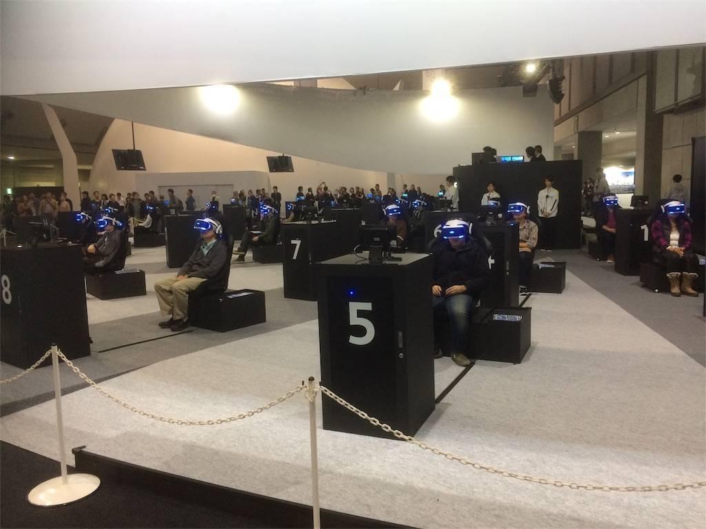 東京モーターショー2017 VR体験