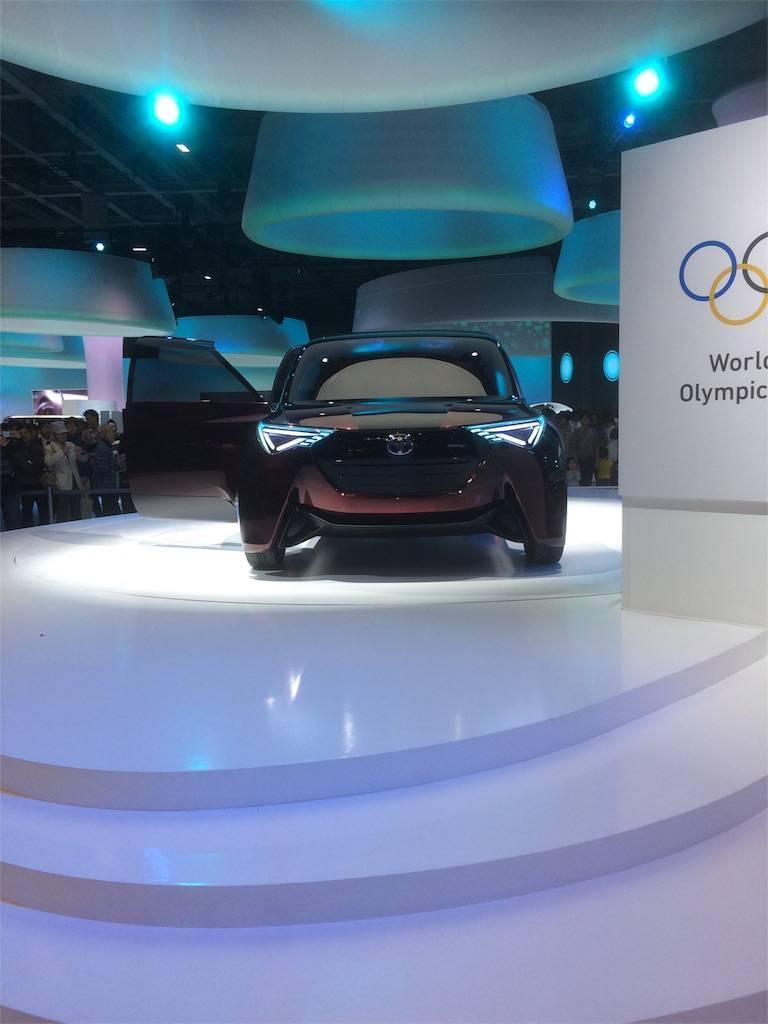 東京モーターショー2017 憧れの自動車