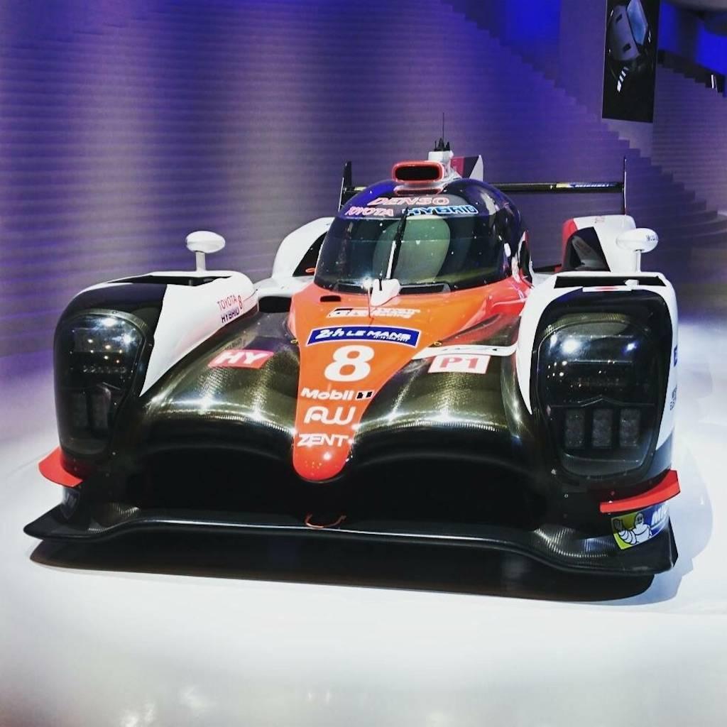 東京モーターショー2017 スポーツカー