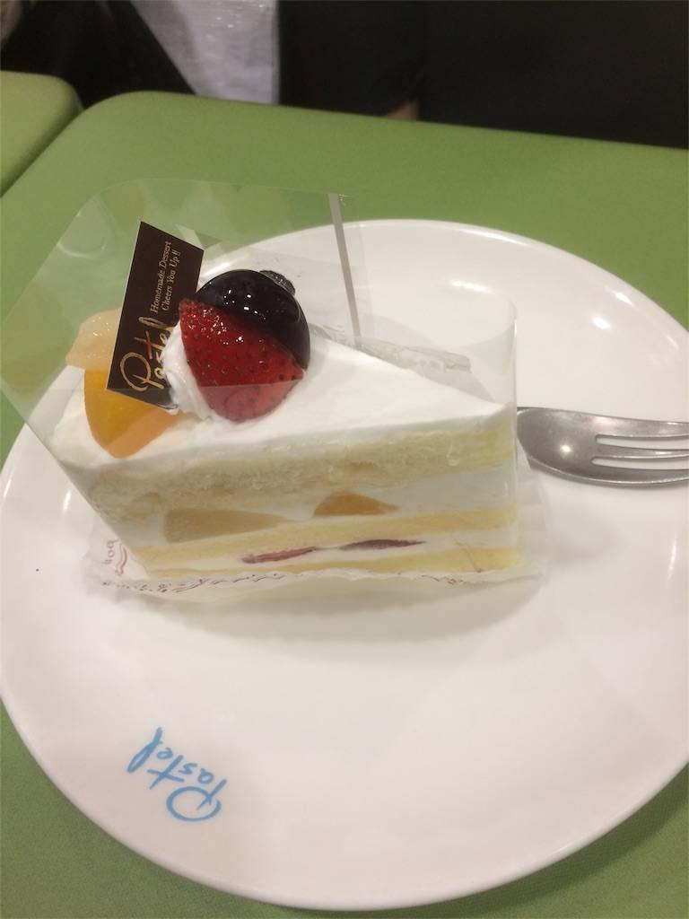 株主優待 ヴィアホールディングス パステル ケーキ2