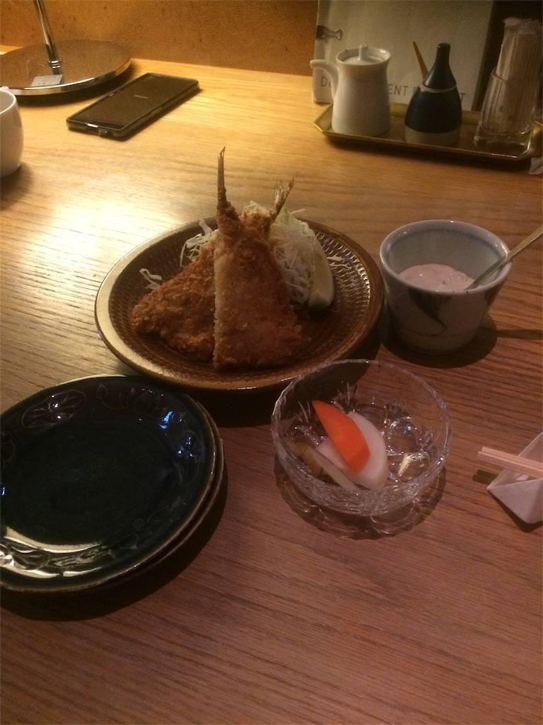 d47食堂 長崎 アジフライ