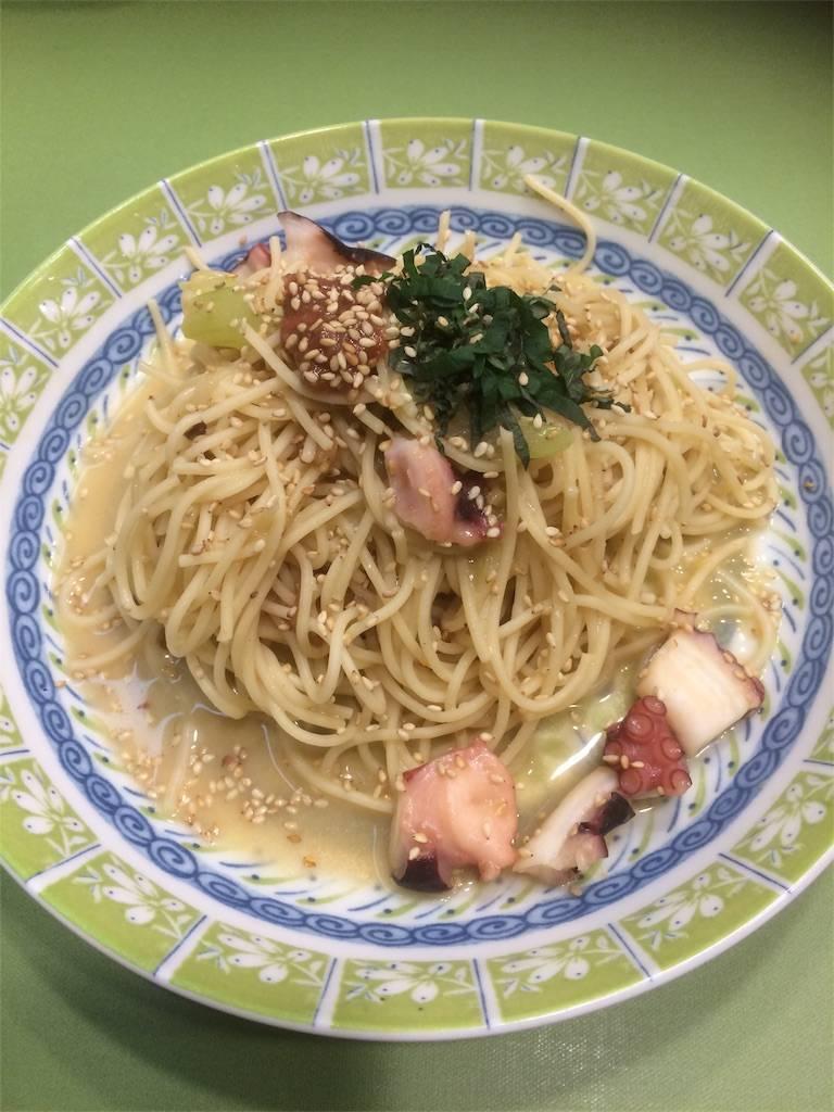 株主優待 ヴィア・ホールディングス 低糖質パスタ タコとセロリ