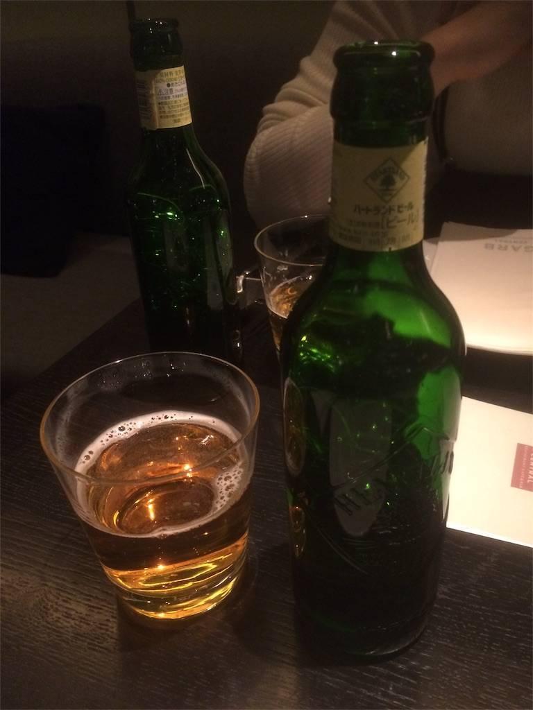 赤坂 GARB central ビール