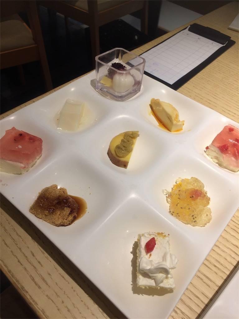 株主優待 クリエイト・レストランツ はーべすと 自然食バイキング デザート2