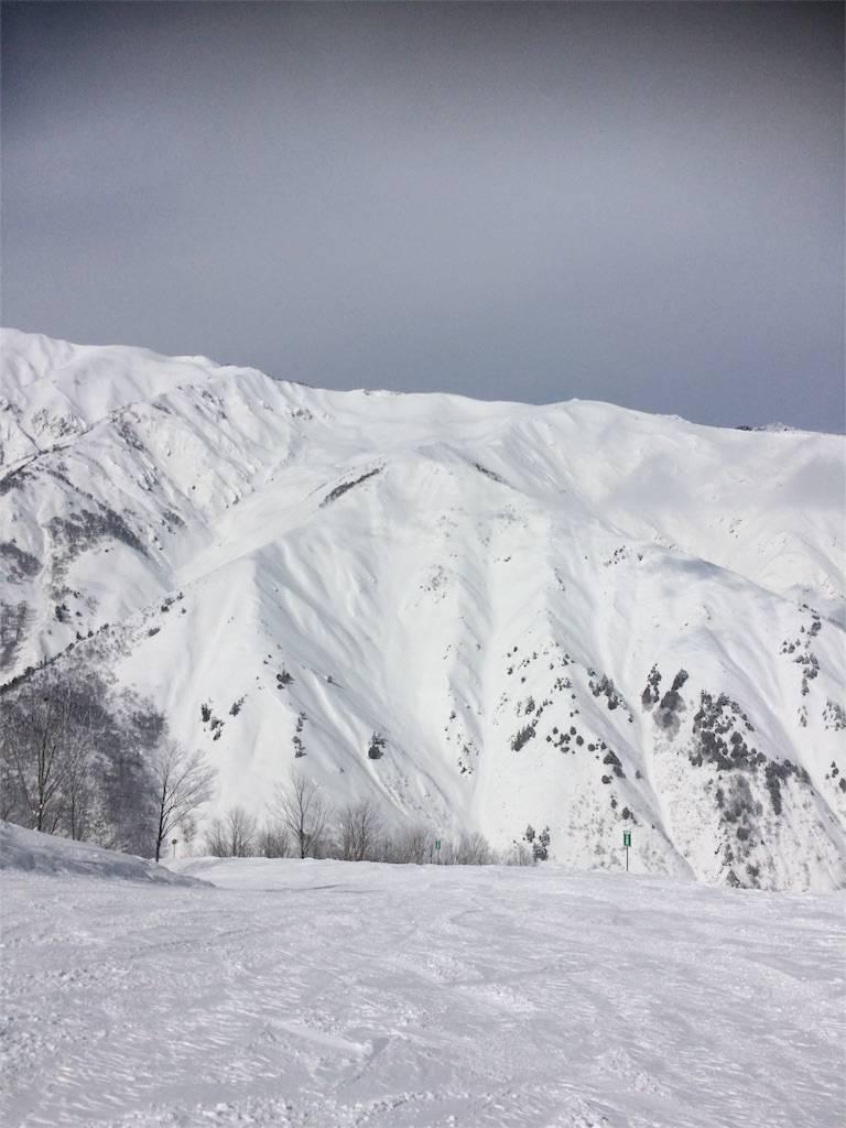スノーボード 長野 白馬五竜 山岳