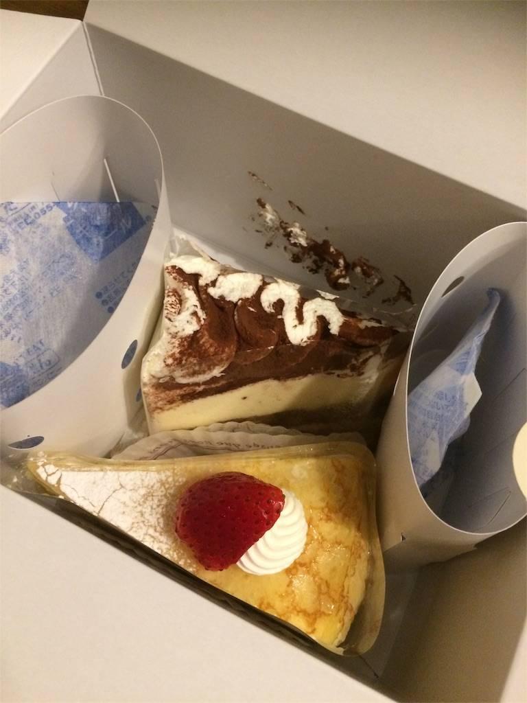 株主優待 ヴィア・ホールディングス パステル デザート テイクアウト