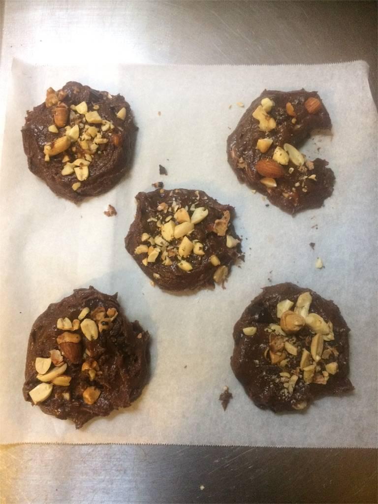 えもじょわ チョコレートクッキー