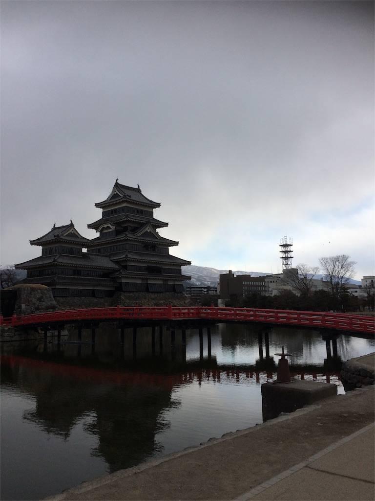 長野旅行 松本城 2018年