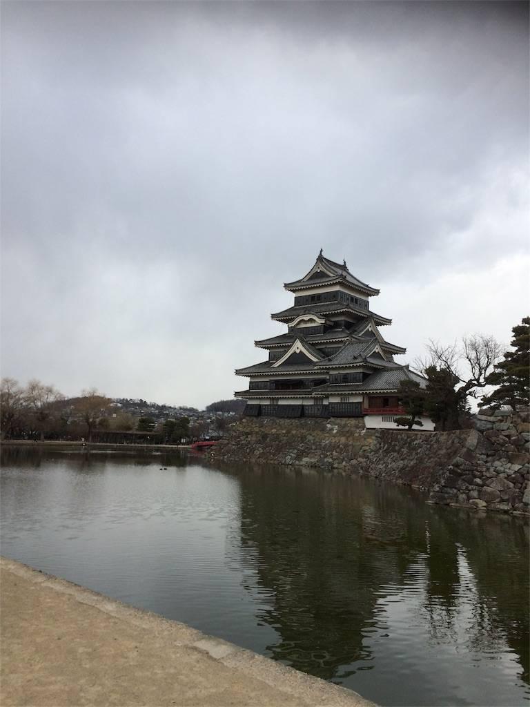 松本城 写真スポット