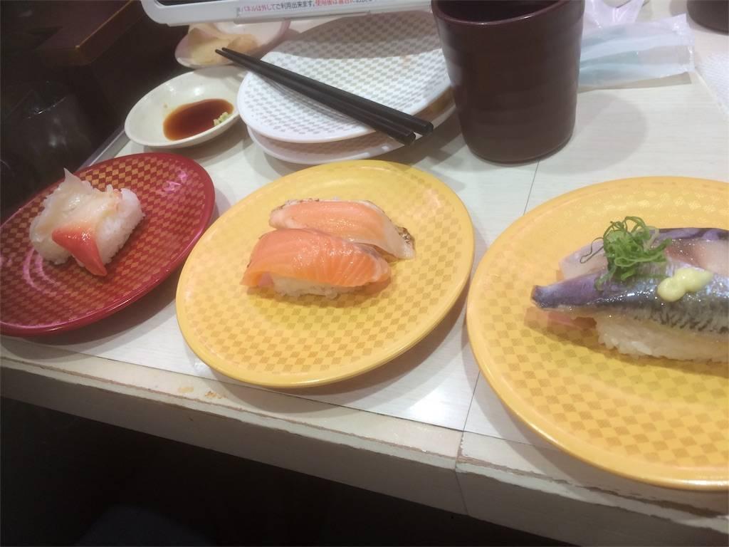株主優待 JBイレブン 魚べい 寿司ネタ 王道サーモン