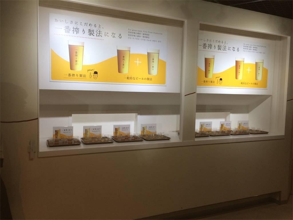 横浜 キリンビール工場 一番搾り麦汁
