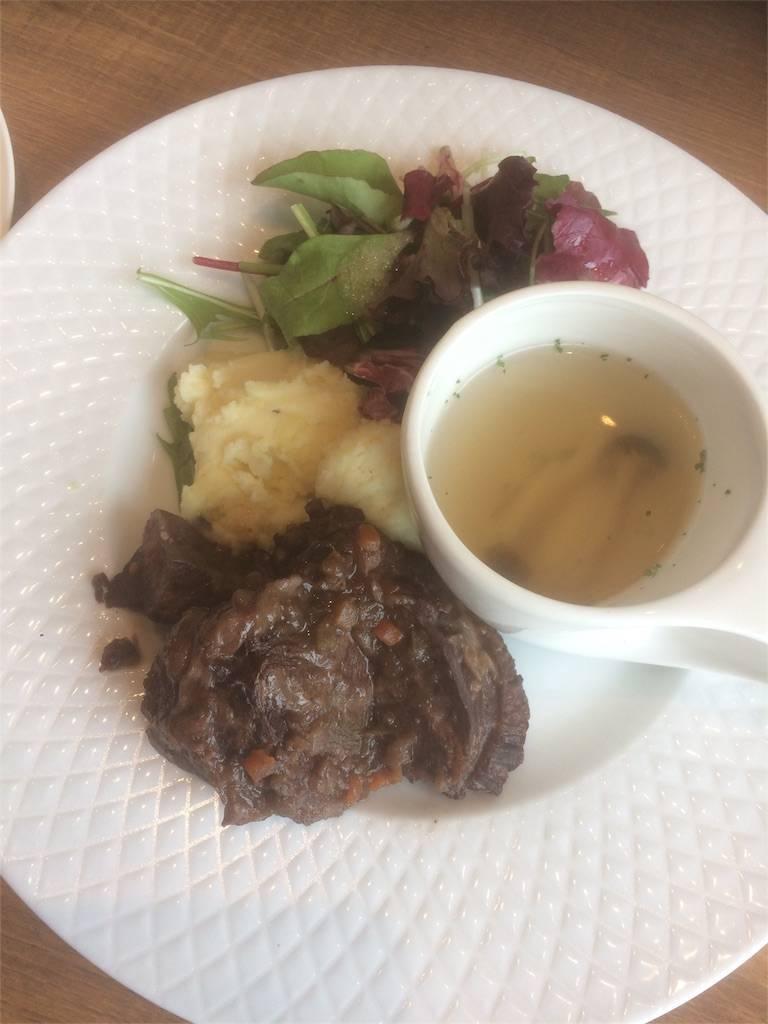 株主優待 ジェイグループ TODOS 牛ほほ肉の赤ワイン煮込み
