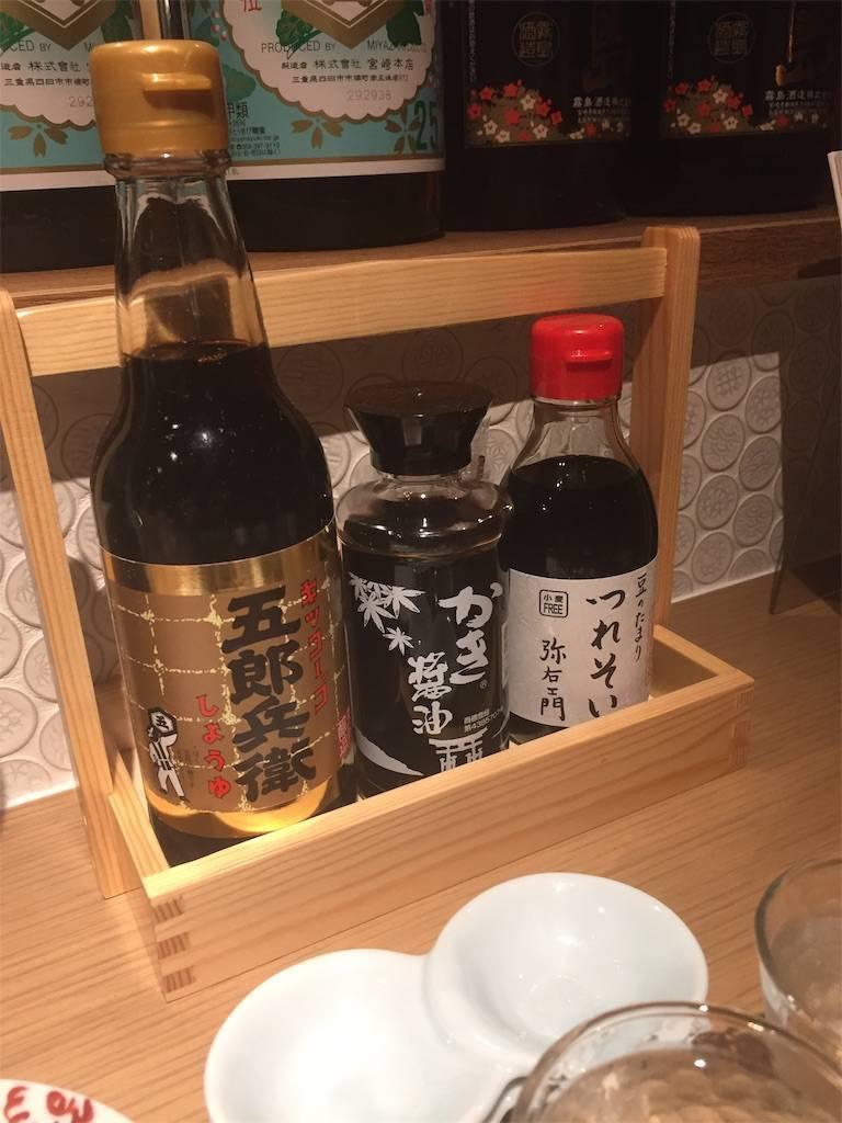株主優待 ジェイグループ 吟醸マグロ 3種類のお醤油