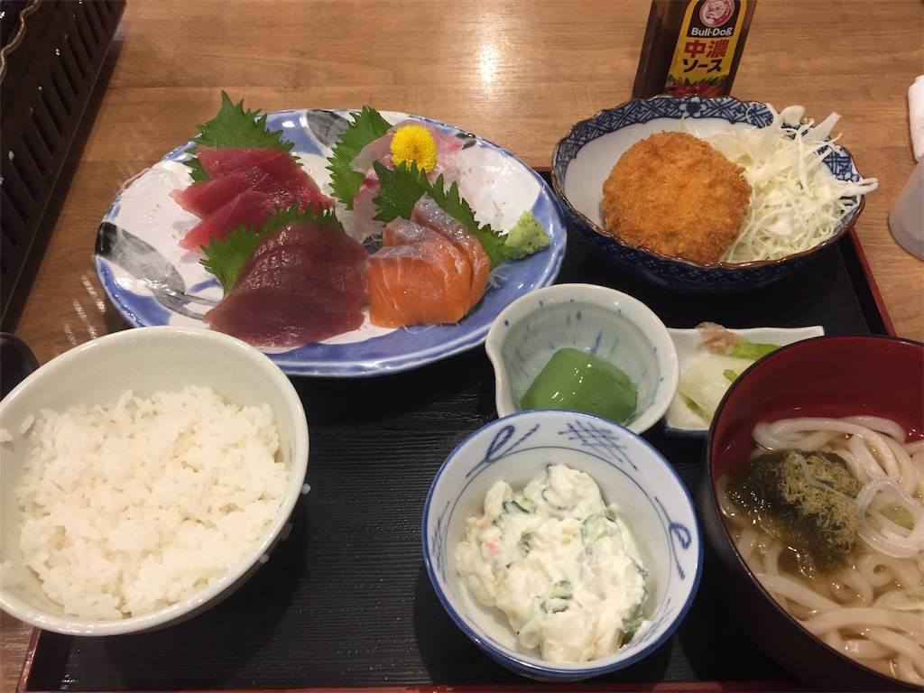 株主優待 SFP 磯丸水産 定食 2019年